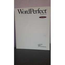 WordPerfect Werkboek Versie 6.0 Dos