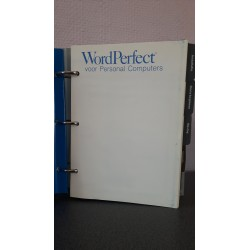 WordPerfect voor Personal Computers - update gids Versie 5.0