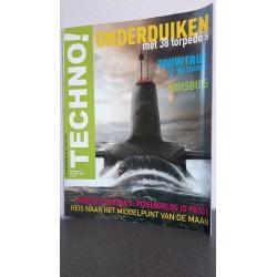Techno! - Onderduiken met 38 torpedo's