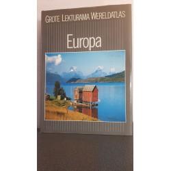 Grote Lekturama Wereldatlas - Europa