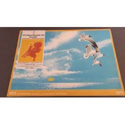 Hydrografische kaart voor kust- en binnenwateren. Editie 1988 Nr. 1811