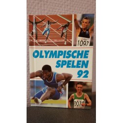 Olympische spelen 92 - Ben M. Baglio