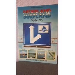 Nederland Surfland 1984-1985
