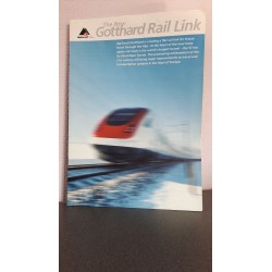 The New Gotthard Rail Link