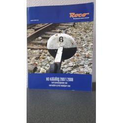 Roco H0 Katalog herfstnieuwigheden 2007/2008