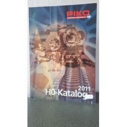 Piko folders - flyers - informatie - Katalog 2011