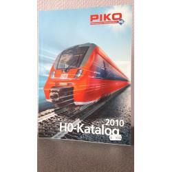 Piko folders - flyers - informatie - Katalog 2010
