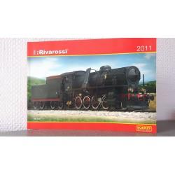 Rivarossi catalogus 2011