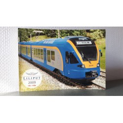 Liliput H0/H0e catalogi 2009