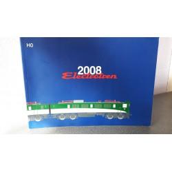 Electrotren Catalogus H0 2008