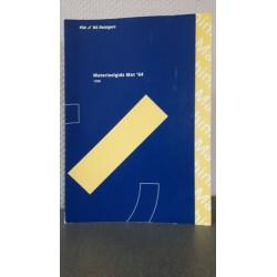 Materieelgids Mat '64 1998