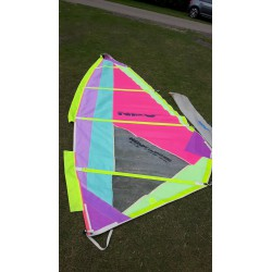 NPU Sails Speed wing surfzeil 5.4 m2