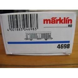 Märklin H0 4698 Containerwagen