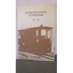De Waterlandse stoomtram 1880 - 1933