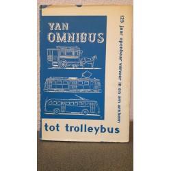 Van omnibus tot trolleybus