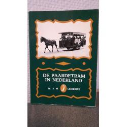 De paardetram in Nederland - Nr. 608