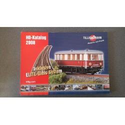 Tillig H0-Katalog 2008