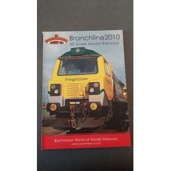 Bachmann Branchline 2010 Scale 00