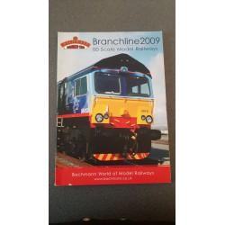 Bachmann Branchline 2009 Scale 00