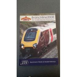 Bachmann Branchline 2008 Scale 00