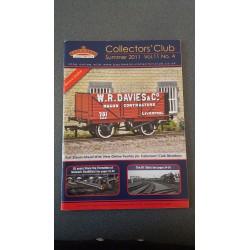 Bachmann catalogi Summer 2011 Collectors ' Club Vol. 11 No. 4