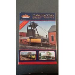Bachmann catalogi Spring 2011 Collectors ' Club Vol. 11 No. 3