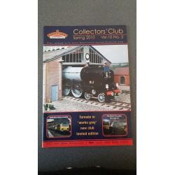 Bachmann catalogi Spring 2010 Collectors ' Club Vol. 10 No. 3
