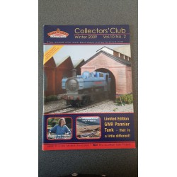 Bachmann catalogi Winter 2009 Collectors ' Club Vol. 10 No. 2