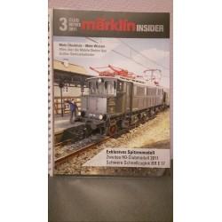 Märklin Insider Club news 2011-3 Duitstalig