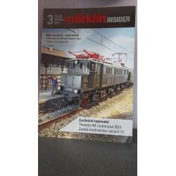 Märklin Insider Club news 2011-3 Nederlands