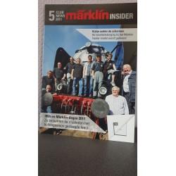 Märklin Insider Club news 2011-5 Nederlands