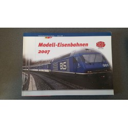 Hag Modell-eisenbahnen katalog 2007