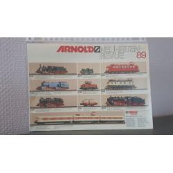 Arnold Neuheiten revue 89