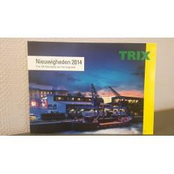Trix Nieuwigheden 2014
