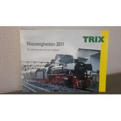 Trix Nieuwigheden 2011