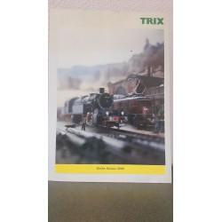 Trix herfst Nieuws 2000
