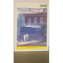 Trix Herbst-Neuheiten 1998