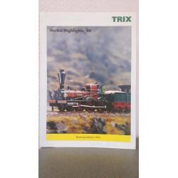 Trix Herbstneuheiten 1999