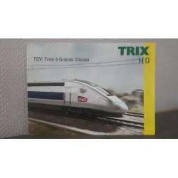 Trix H0 TGV: Train á Grande Vitesse