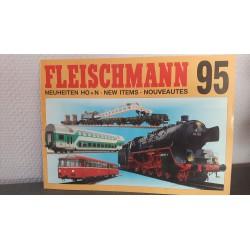 Fleischmann - Katalog Neuheiten 1995