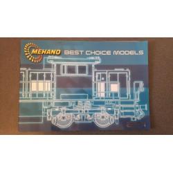 Mehano Train Catalog 2007