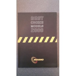 Mehano Best choice models 2008