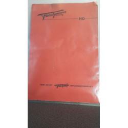 Fleischmann - Tekst van het Fleischmann Emplacementenboek M 3