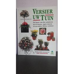 Versier uw tuin - Wim Oudshoorn