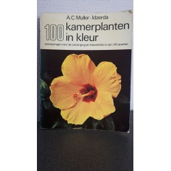 100 Kamerplanten in kleur