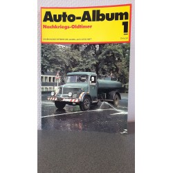 Auto-Album Nachkriegs-Oldtimer 1988