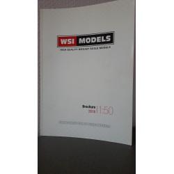 WSI Models 2016 1:50