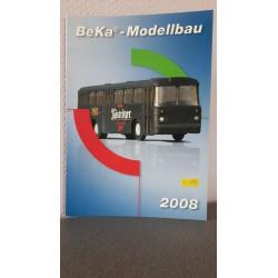 BeKa Modelbau 2008 Autobussen & Trams