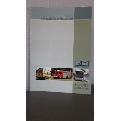 Rietze Catalogi 10.2009-01.2010 Automodelle in Perfektion
