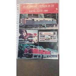 Lima - Elektrische treinen in de HEMA 1980